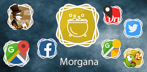 Morgana Icon Pack APK