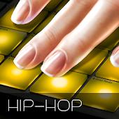 Drum Pad HIP-HOP music maker dj