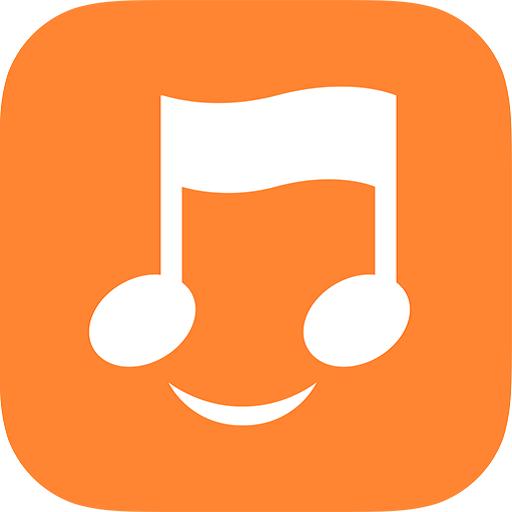 音楽と歌詞を動画で楽しむ無料プレーヤーアプリ - リリンク 音樂 App LOGO-硬是要APP