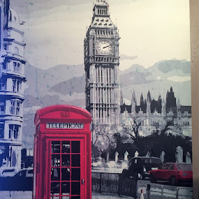 Big Ben by Diane Garcia - Artistic Objects Business Objects ( bigben,  )