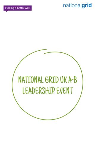 Natioanal Grid UK AB Event