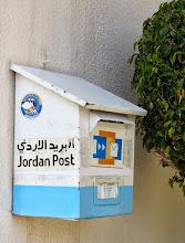 Photo: Jordaniassa ollaan