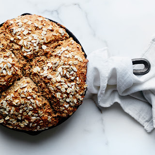Seeded Whole Grain Soda Bread.