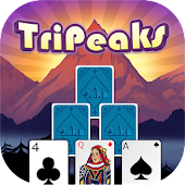 TriPeaks Solitaire with Themes