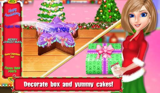 Supermarket Girl On Christmas v1.0.0