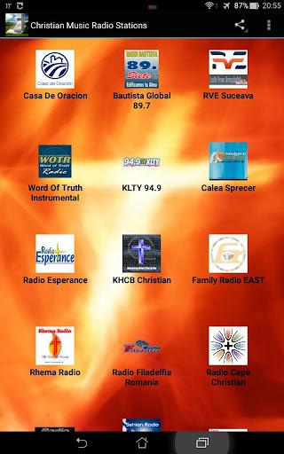 Christian Music Radio Stations