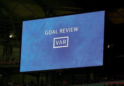 Le VAR, bientôt prétexte ... à des interruptions publicitaires ?