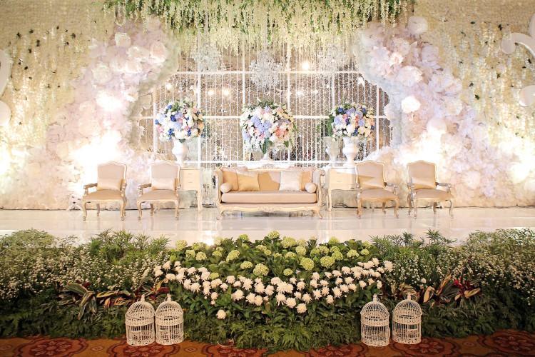 Wedding decoration bandungoutdoor wedding decorations for your dekorasi pelaminan mewah android apps on google play junglespirit Image collections