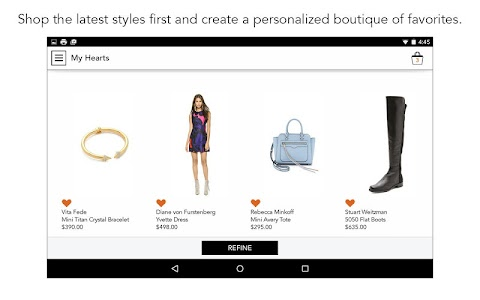 SHOPBOP - Women's Fashion screenshot 14