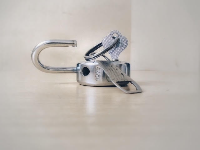Therapy Padlock for Programme