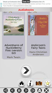 Audiobooks Collection - Copyright free - náhled