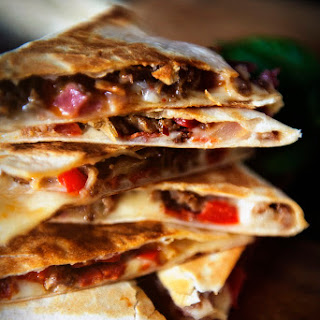 Meat Lovers Quesadilla
