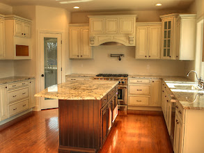 Photo: The kitchen in one of our MADISON homes