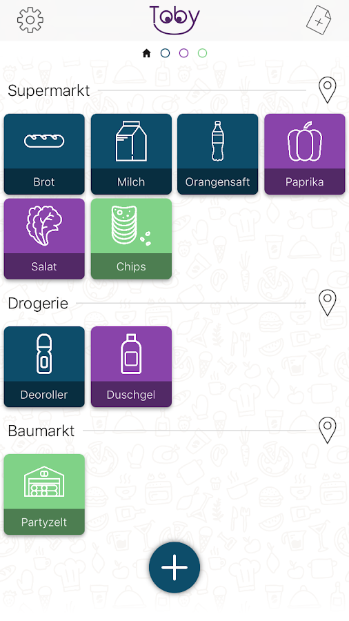 Toby - Smart Shopping Assistant- screenshot