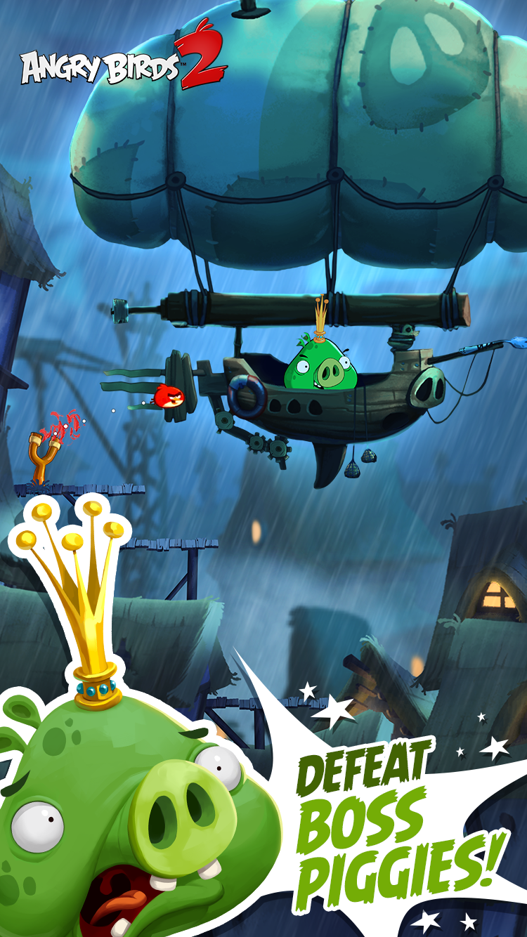 Angry Birds 2 screenshot #5