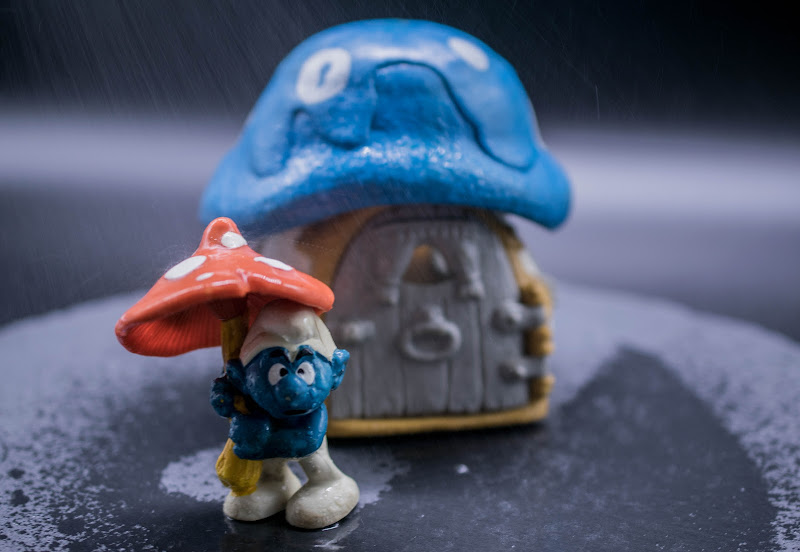 Io odio la pioggia! di rita_foglia