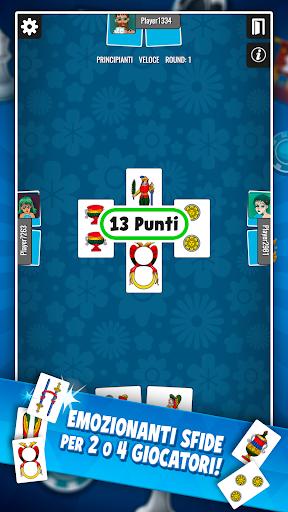 Briscola Piu00f9 - Giochi di Carte Social 4.6.0 screenshots 2