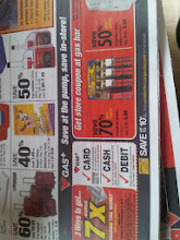 Photo: Planning our trip to the Canadian Tire Gas Plus - checking out this weeks ad.  This shop has been compensated as part of a social shopper insights study for Collective Bias. #CBias