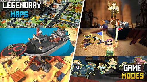 Pixel Fury: Multiplayer in 3D 13.0 screenshots 3