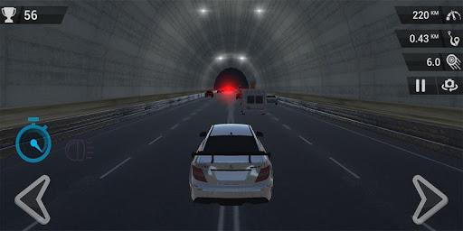Télécharger Unreal Highway Racing mod apk screenshots 5