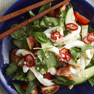 Thai Squid Salad.