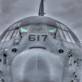 Big Boy by Randy Burt - Transportation Airplanes
