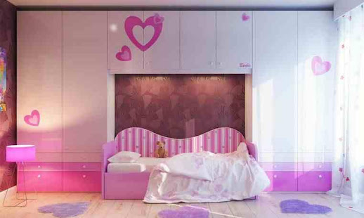Girl Room Decorating - Apps on Google Play