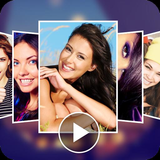 写真のスライドショービデオ 攝影 App LOGO-APP開箱王
