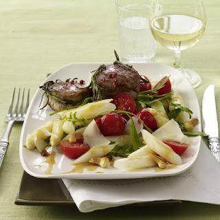 Asparagus Salad with Pork