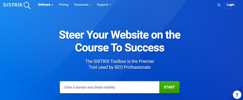 Sistrix Hashtag Generator Tool