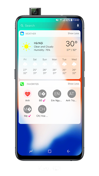 Launcher iOS 12 APK Download - Apkindo co id