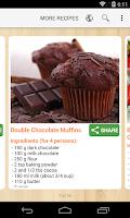 Screenshot of Cake Recipes