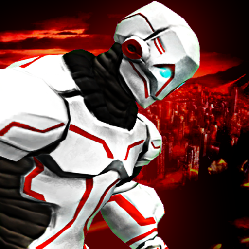 Grand Superhero Firefighter Robot Rescue Mission (game)