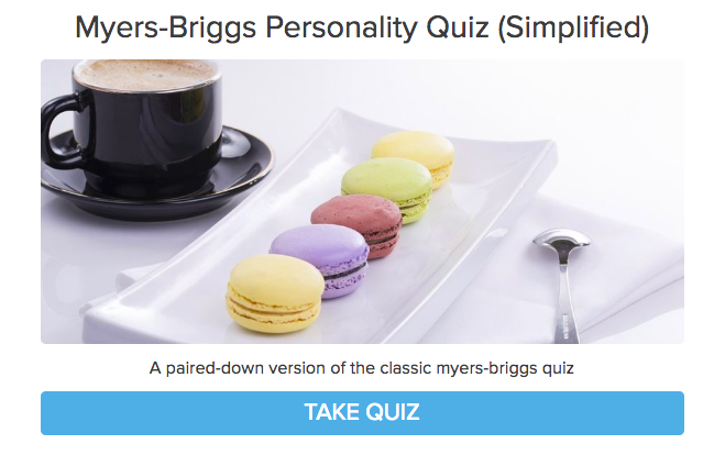 Top 47 Personality Quizzes