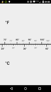 Temperature Scale - náhled
