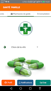 Download SANTEF - Vaccination, pharmacie et consultation For PC Windows and Mac apk screenshot 4