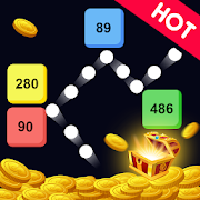 Balls Bounce: Lucky Break Bricks Games