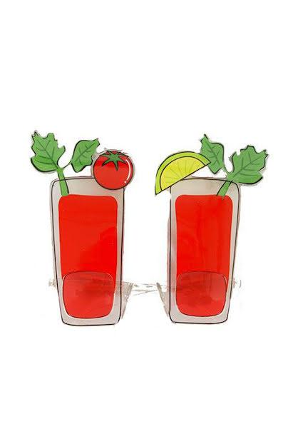 Glasögon, cocktail