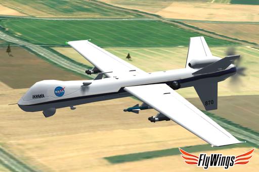 Flight Simulator 2015 Flywings - Paris and France apkpoly screenshots 6