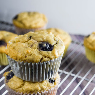 Vegan Lemon Blueberry Muffins (and a Giveaway) Recipe