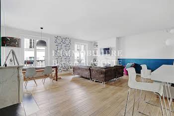 Appartement 4 pièces 88,02 m2