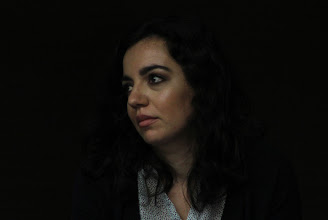 Photo: Andriani Georgiou at the Madrid conference of the Medieval Association of the Midwest (January 23, 2015).