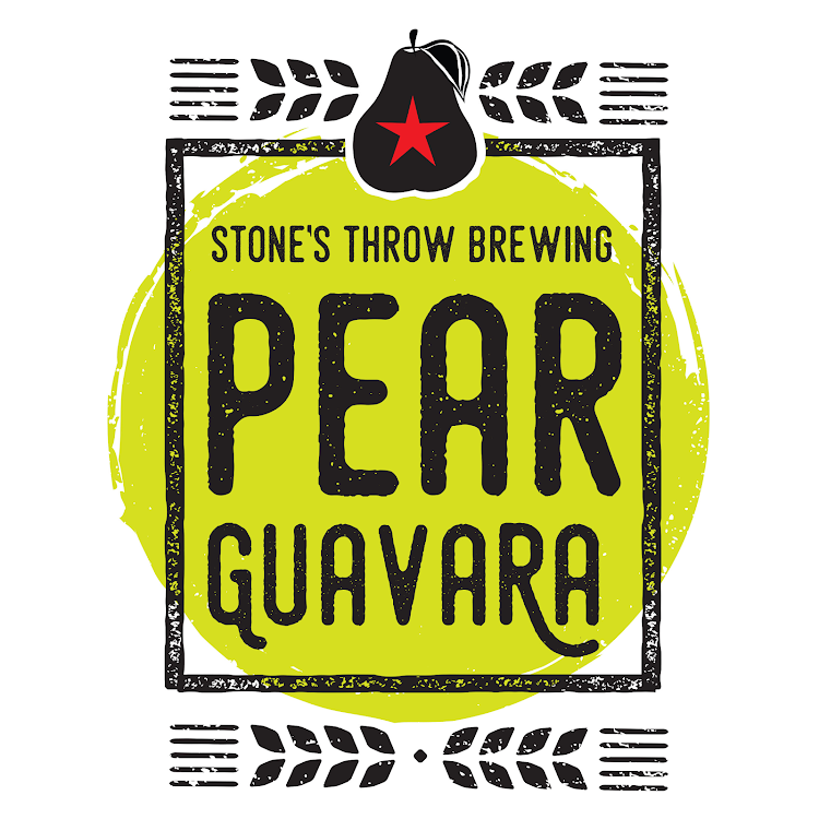 Logo of Stone's Throw Pear Guavara Cider