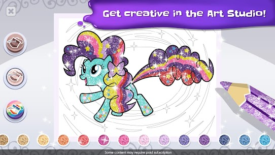My Little Pony Color By Magic MOD (Unlimited Memory Stars) 5