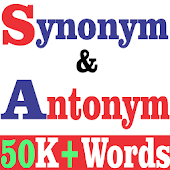 Synonym & Antonym Dictionary