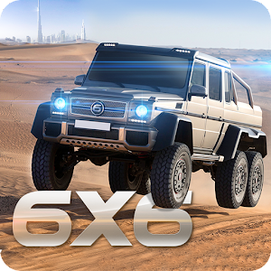 Drive GELIK 6×6 Simulato Dubai for PC and MAC