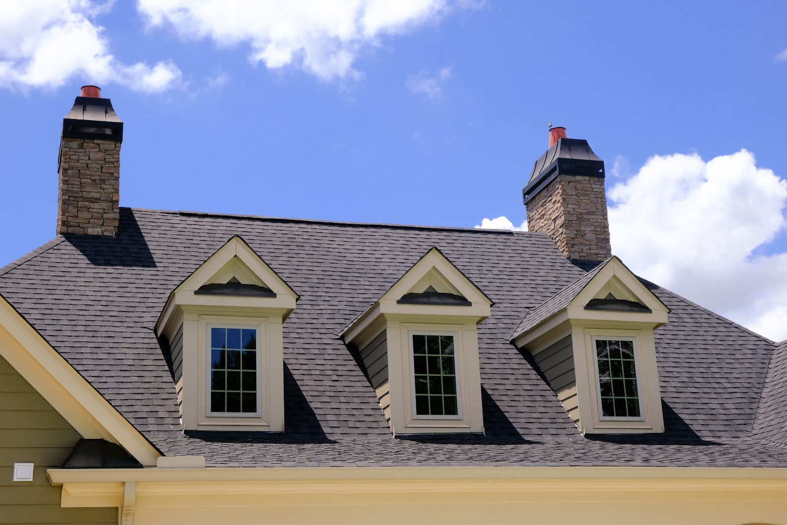 dormers on roof