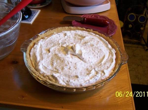 Butterfinger Pie Recipe