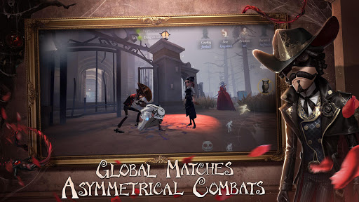 Identity V-1 vs 4 Asymmetrical Combats screenshots 2