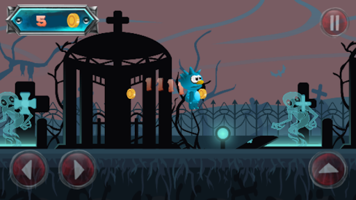 Télécharger Gratuit Blue monster adventure mod apk screenshots 2